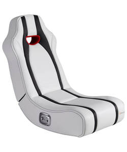 Peachy X Rocker Spectre White Gaming Chair Ps4 Xbox One Pdpeps Interior Chair Design Pdpepsorg